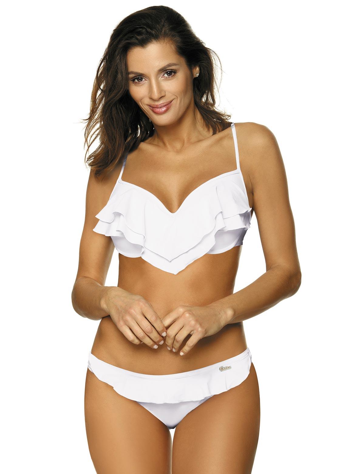 a70a9308932a85 Kostium kąpielowy Matylda Bianco M-469 (2) biały - Sklep internetowy ...