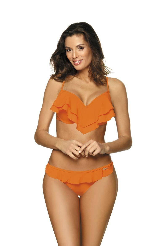 94844b9ad46ca3 Kostium kąpielowy Matylda Orange M-469 (13) jasnopomarańczowy ...